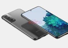 Samsung Galaxy S21 (S30): eis as especificações dos próximos smartphones topo de gama