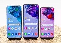 Samsung Galaxy S21 (S30) poderão chegar bem mais cedo que o esperado