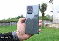 Samsung Galaxy S21+: super bateria é confirmada por imagem