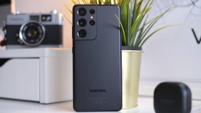 Samsung Galaxy S21 Ultra 5G 4gnews