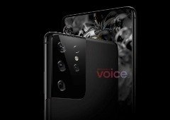 Samsung Galaxy S21 Ultra: novos renders revelam algo inesperado
