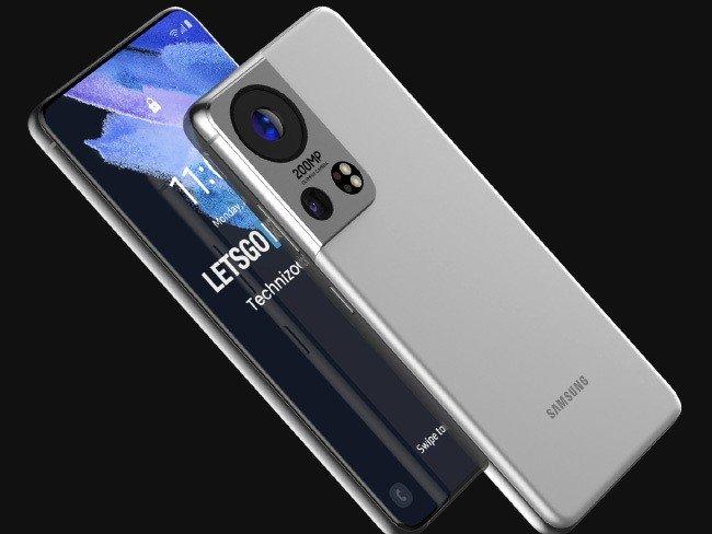 Samsung Galaxy S22 Olympus