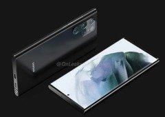Samsung Galaxy S22 Ultra com design de regresso ao passado? Imagens não mentem
