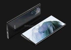 Samsung Galaxy S22 Ultra: design do smartphone confirmado em vídeo