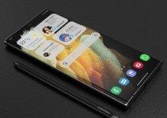 Samsung Galaxy S22 Ultra pode ser o sucessor espiritual dos Galaxy Note