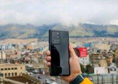 Samsung Galaxy S30 Ultra: bateria não será um problema, mas não será impressionante