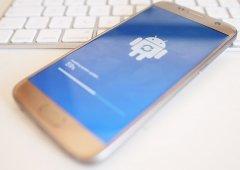 Autonomia do Samsung Galaxy S7 e S7 edge pioram com Android Nougat