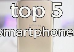 Top 5: Melhores smartphones do momento (Mid 2016)