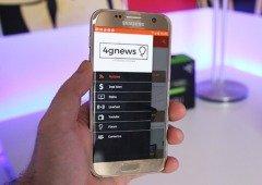 Samsung Galaxy S7 e S7 Edge recebem última atualização de segurança