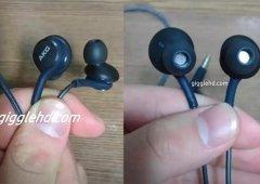 Estes são os earphones AKG que acompanharão o Samsung Galaxy S8