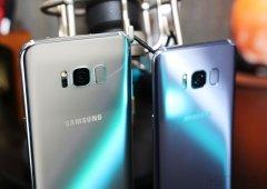 Samsung responde aos problemas de bateria do Galaxy S8+ e Note 8