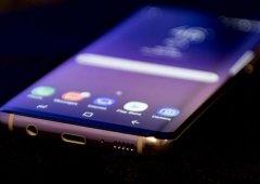 Samsung Galaxy S8/S8+ sem qualquer problema na câmara fotográfica