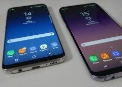 Samsung Galaxy S8 e S8 Plus são cada vez menos importantes para a empresa. Sabe porquê