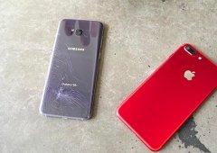 """Galaxy S8: """"Drop Test"""" mostra o bom e o mau do smartphone"""