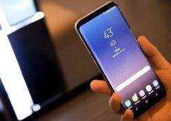 Samsung Galaxy S8 poderá ser atualizado para o Android 10