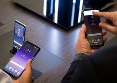 Samsung Galaxy S8 está agora disponível em tons de Vermelho