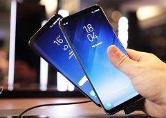 Samsung Galaxy S8/ S8+ com problemas carregamento após atualização