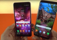 Samsung Galaxy S8 vs Samsung Galaxy A8 2018 [vídeo]