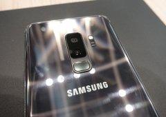 """Samsung Galaxy S9 Plus conta com """"Modo Retrato"""", Galaxy S9, não?"""