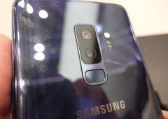 Samsung Galaxy S9 grava vídeos 4K a 60fps mas por apenas 5 minutos