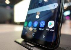 Google Play Store dominada pela App Android dos Samsung Galaxy S9
