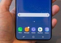 Samsung Galaxy S9 - Poderão estas ser as suas dimensões?