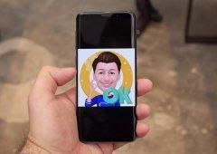 Samsung Galaxy S9. AR Emoji são uma cópia dos Animoji da Apple?