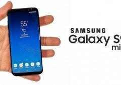 Comprarias um smartphone Samsung Galaxy S9 mini?