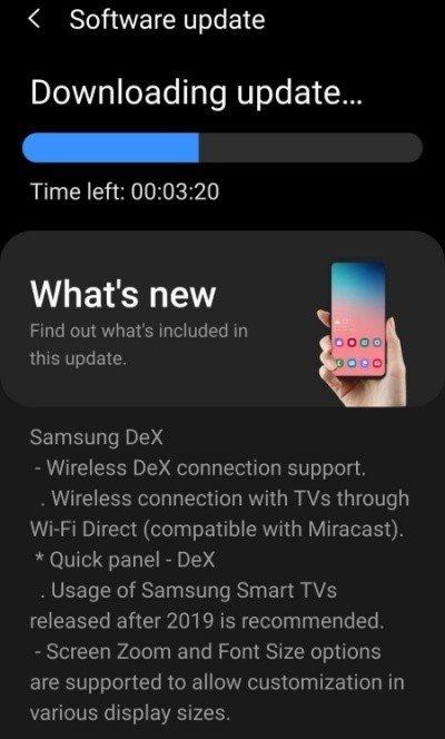 Samsung Galaxy S9 e Galaxy S9+ começam a receber One UI 2.5