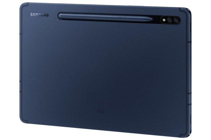 Samsung Galaxy Tab S7 traseira