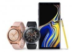 Samsung Galaxy Watch chegou para acompanhar o novo Note 9
