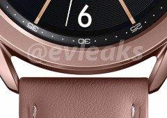 Samsung Galaxy Watch 3 está a chegar. E estas são as suas cores