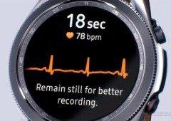 Samsung Galaxy Watch 3: suporte para ECG chega finalmente a Portugal!