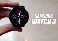 Samsung Galaxy Watch 3: vídeo hands-on revela todos os segredos!