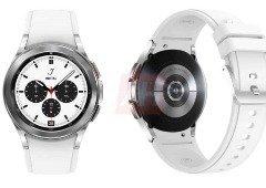 Samsung Galaxy Watch 4 Classic finalmente visto em imagens reais