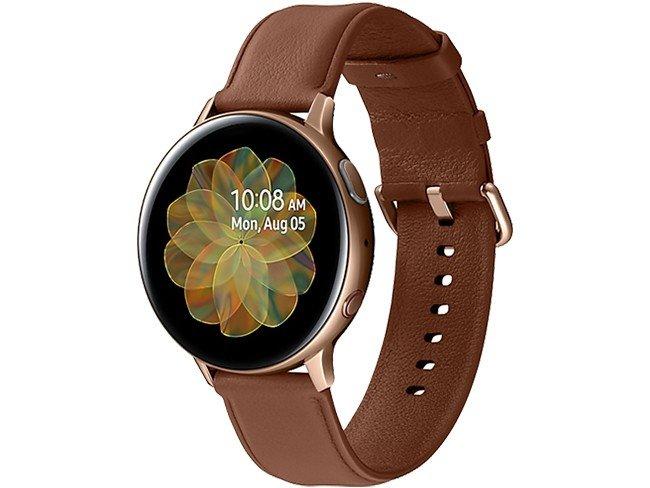 Samsung Galaxy Watch 2 dourado