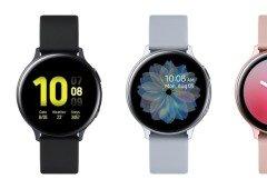 Samsung Galaxy Watch Active 2 é oficial e traz muitas novidades
