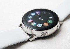 Samsung Galaxy Watch Active 2 está a ser desenvolvido e já há imagens dele