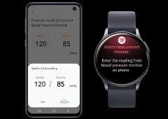 Samsung Galaxy Watch Active 2 recebe finalmente uma das funcionalidades mais desejadas