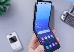 Samsung Galaxy Z Flip 3 já deslumbra em imagens de alta resolução