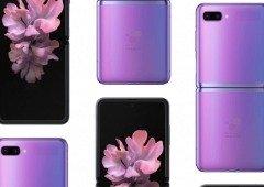 Samsung Galaxy Z Flip. Estes vídeos mostram-te como usar o dobrável