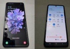 Samsung Galaxy Z Flip: novo vídeo revela detalhe que vai desiludir!