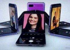 """Samsung Galaxy Z Flip é oficial. Eis a """"forma do futuro"""" dos smartphones"""