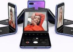 Samsung Galaxy Z Flip pode receber uma variante com 5G