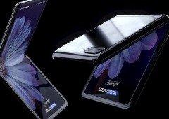 Samsung Galaxy Z Flip. Smartphone dobrável tem cores reveladas