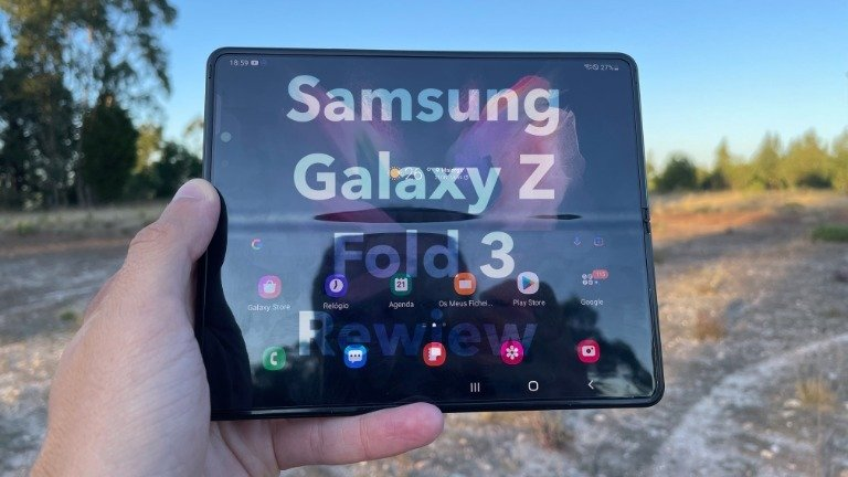 Samsung Galaxy Z Fold 3 Review: como é usar um smartphone dobrável no dia a dia
