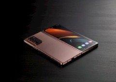 Samsung Galaxy Z Fold2 chega a Portugal: este é o preço do dobrável