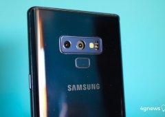 Samsung Galaxy Note 9 é o melhor smartphone do mundo para a CR