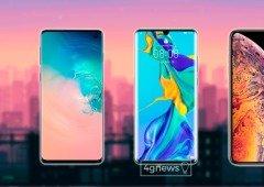 Samsung, Huawei e Apple continuam a batalhar pelas vendas mas a última está a perder