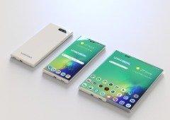 Samsung irá mostrar um protótipo de um smartphone com ecrã slide na CES 2020